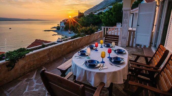 Ferienhäuser in idyliischer Lage in Dalmatien