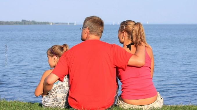 Der Balaton ist wie geschaffen für Familienurlaub