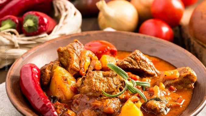 Guten Appetit: ungarischer Gulyas