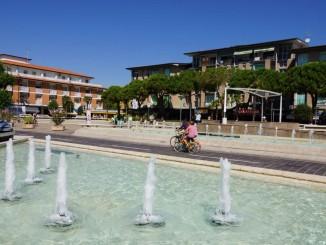 Stadtzentrum - ideal für eine Ferienwohnung in Bibione